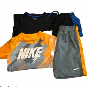 Nike size 7 used condition and gap outfit like new